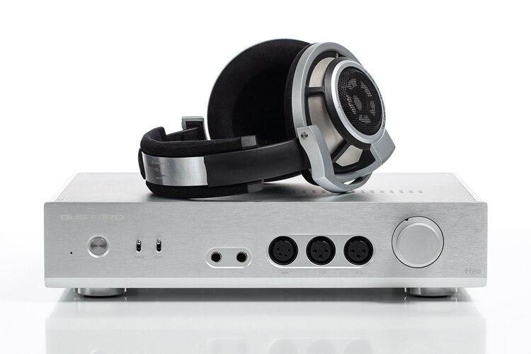غوستارد H20 Opamp المزدوج LM49720 فئة متوازنة كاملة مضخم ضوت سماعات الأذن قبل مكبر للصوت
