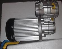 2200w DC 60V / 72v fırçasız motor, elektrikli bisiklet BLDC , motor, diferansiyel DİŞLİ motor, BM1424HQF-14BA