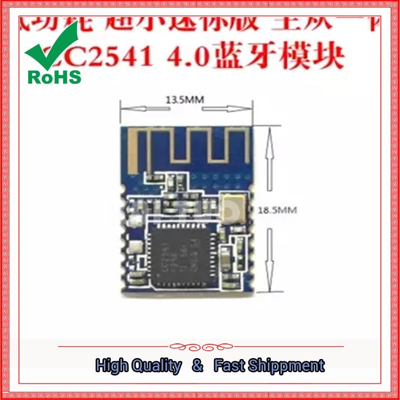 Module série Ultra-petit BLE Bluetooth 4.0 cc2541 carte de station de base micro-esclave