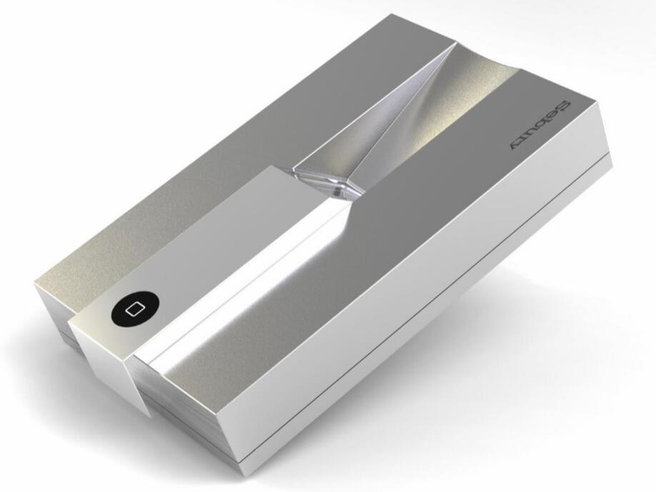 1.000 usuarios botón táctil luminoso biométrico Metal huella digital Control de acceso de puerta independiente