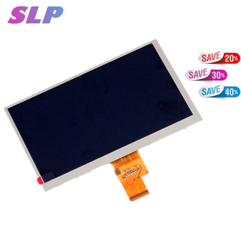 Skylarpu 7 pulgadas 40pin LCD fpc-t-0700-030-1 de pantalla para Beeline tab Tablet PC panel de pantalla LCD reemplazo envío gratis