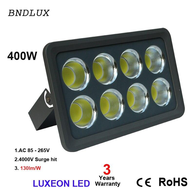 High Power Led-flutlicht 400 Watt Outdoor Led-beleuchtung-befestigung Tageslicht