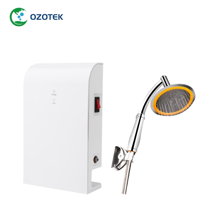 Home Ozonator Used for Washing Machine/Tap Water/Shower ( 0.2-1.0 PPM ozonated water concentration)