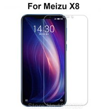 9H Premium Tempered Glass For Meizu X8 Screen Protector Toughened Protective Mobile Phone Front film