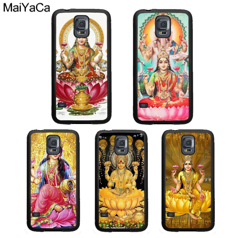 Lakshmi Hindu Goddess Case For Samsung Galaxy A51 A71 A50 A70 A10 A30S A40 Note 10 S8 S9 S20 Ultra S10 Plus S10e