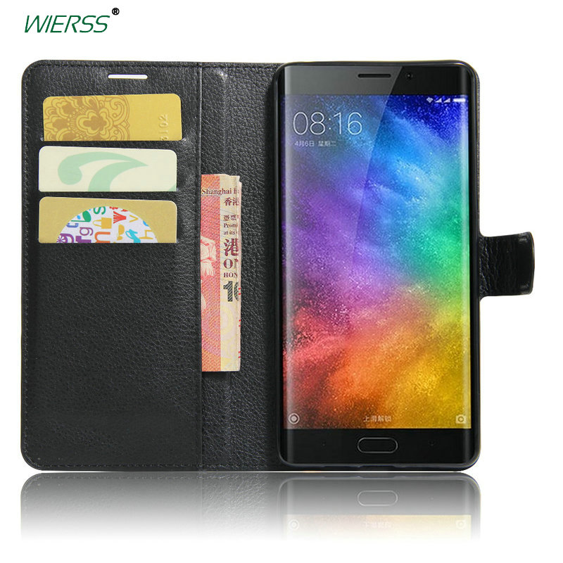 for Xiaomi Mi Note 3 Flip Leather Case cover For Xiaomi Mi Note 2 prime 4GB 6GB 64GB 128GB Back Cove
