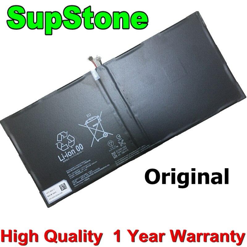 SupStone 6000 мАч Новый LIS2206ERPC Оригинальный аккумулятор для SONY Xperia tablet Z2 аккумулятор SGP511 SGP512 SGP521 SGP541 SGP551 3,8 V