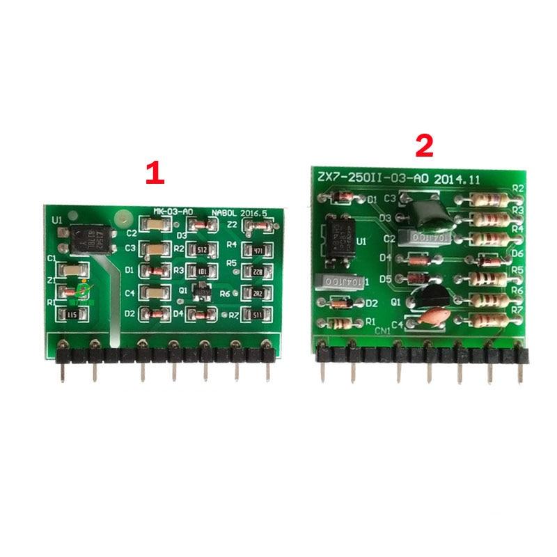 Инверторная сварочная плата Riland/Jasic WS LGK ZX7 200, электрическая плата
