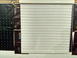 FRETE GRÁTIS Popular arregaçar as cortinas/double-layer cortinas de rolo/cortina de janela/cortinas shangri-La