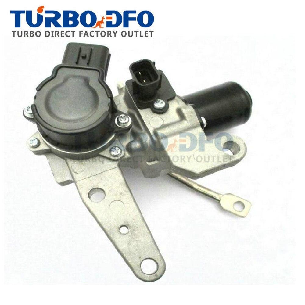 17201 de 51021 RHV4 del cargador de Turbo actuador de la válvula de alivio VB22 VB363 para Toyota Landcruiser V8 D 195Kw 261HP 1VD-FTV VDJ76 VDJ78 VDJ79