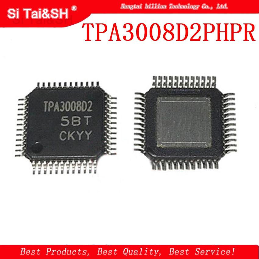 1 unids/lote TPA3008 TPA3008D2PHPR TPA3008D2 HTQFP48 LCD amplificador IC