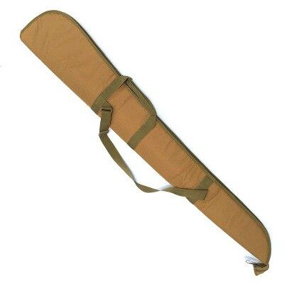 Bolso para Rifle táctico de 130cm, 600D, tela Oxford, funda para pistola de caza militar, correa de hombro, funda oculta, accesorios, funda