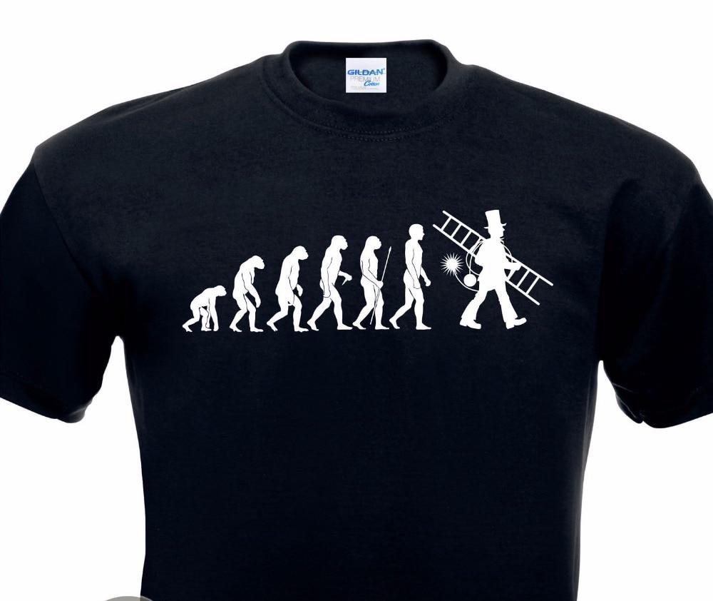 Casual carta imprimir qualidade verão moda evolução camiseta chaminé varrendo sotje sottje hip-hop camiseta