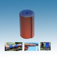 Medical Emergency Aluminium Splint Roll Finger Leg First Aid Fracture Fixed Splint Orthopedical Splint Do Any Shape You want