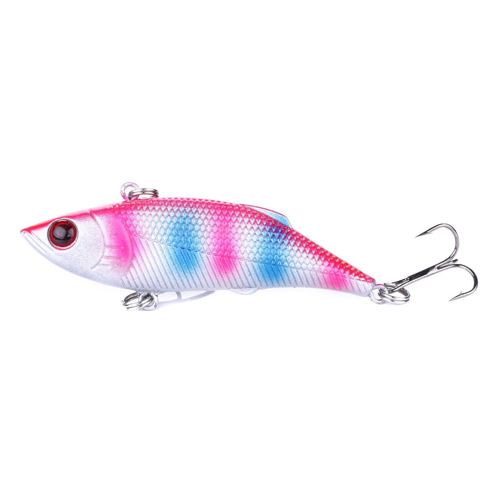 New arrival promotion 1pcs hard plastic small minnow artificial bait with 3d eyes and treble hooks crankbait fishing tackle