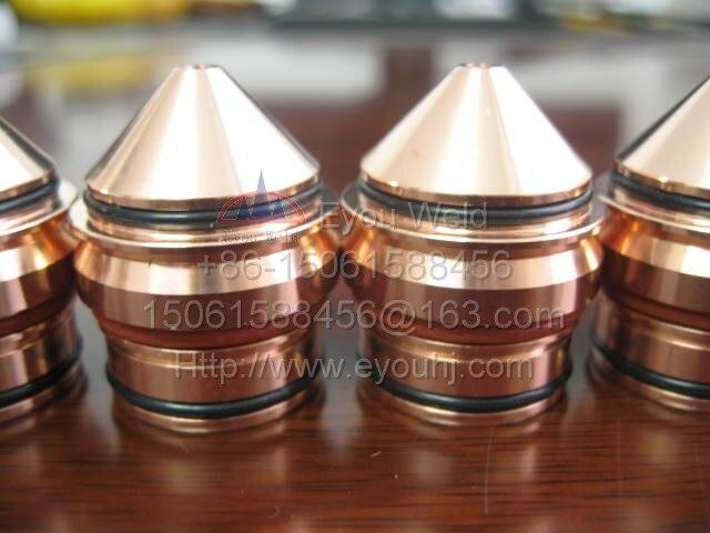 40 шт. 220435 + 220439-расходные материалы для плазменной горелки 260A (400XD/260/260XD/130/130XD/4070/3070)