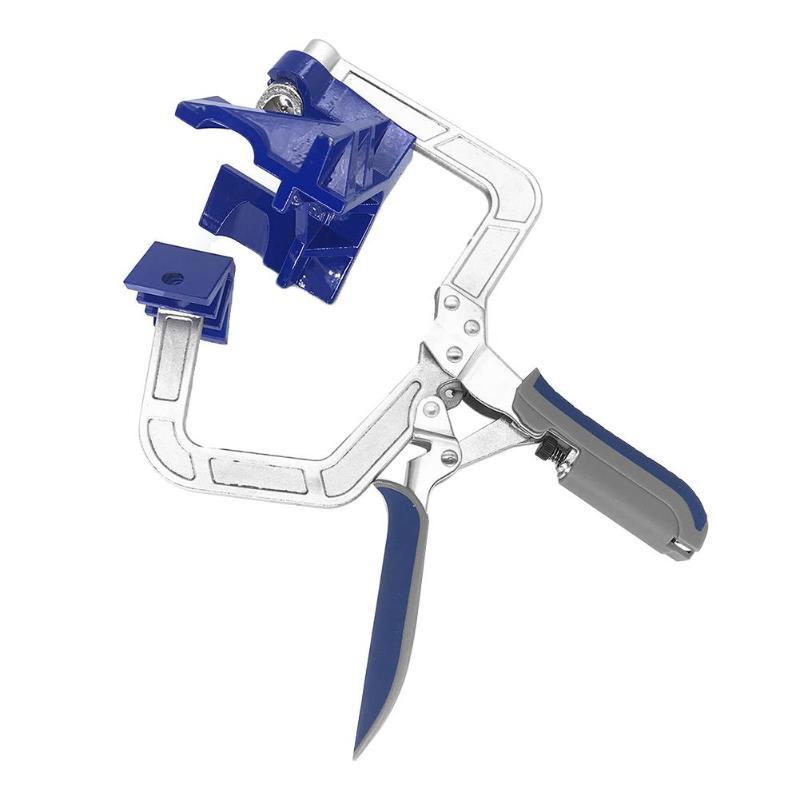 90 graus ângulo direito carpintaria braçadeira quadro de imagem canto clipe mão ferramenta dropshipping
