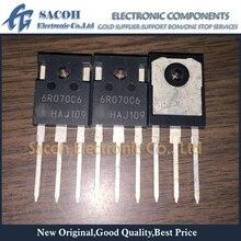 Darmowa wysyłka 10 sztuk IPW60R070C6 6R070C6 IPW60R070P6 6R070P6 TO-247 53A 600V półprzewodników z warstwą tlenku metalu tranzystor polowy