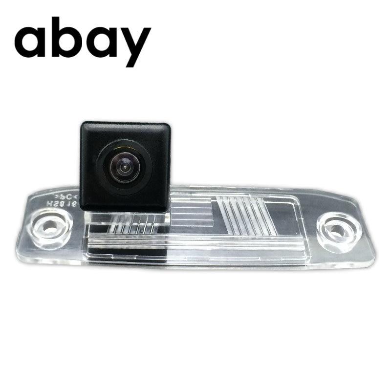 abay For KIA Amanti Borrego Moha Ceed Sportage 3 Citra 2 Rondo HD Car Reversing Parking Backup Rear View Camera Night Vision