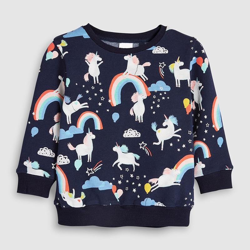 Little maven, otoño 2019, nueva ropa de marca para bebés, sudaderas de bebés con estampado de animales para niños, conjunto para bebés, C0163