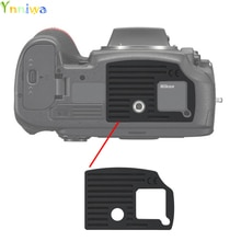 10 teile/los Für Nikon D800 D800E D810 Boden ornament Zurück abdeckung Gummi DSLR Kamera Ersatz Einheit Reparatur Teil