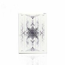 Artifice toundra cartes à jouer tours de magie accessoires de magie couleur blanche
