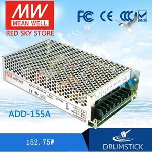 MEAN WELL ADD-155A meanwell ADD-155 152, 75 Вт Двойной выход с зарядным устройством батареи (функция USP) блок питания