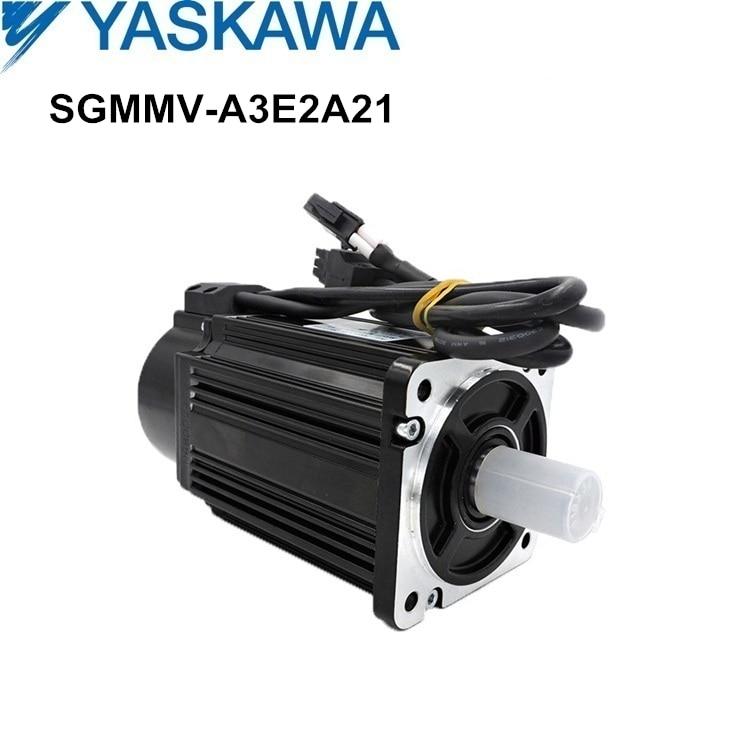 SGMMV-A3E2A21 24 V 30 W dc servo motor neue und original Yaskawa SGMMV serie servomotor
