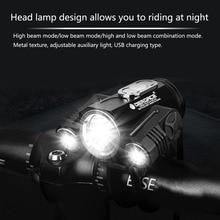 Réglable haute lumière vélo phare USB lampe de charge 3 Mode X3 T6 LED vélo phare vélo avant lampe nouveau Style