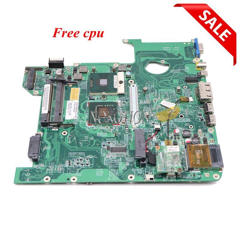 NOKOTION MBAKD06001 MB. AKD06.001 para Acer aspire 4720 laptop motherboard REV E GL960 DA0Z01MB6E0 4720Z DDR2 cpu Livre