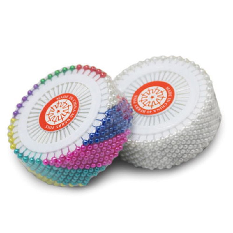 Agujas para la cabeza de perlas de imitación XSD88, nuevas 480 uds, para coser