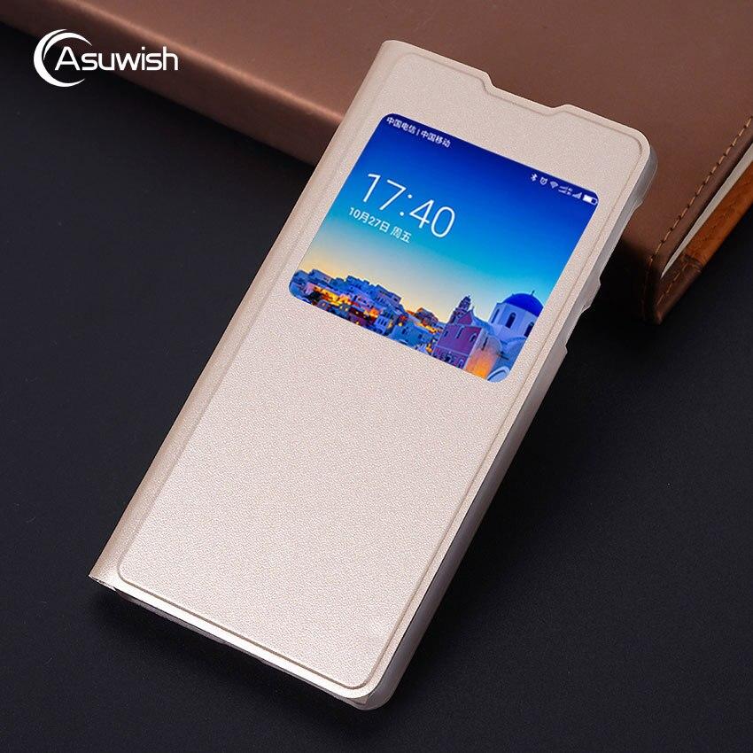 Кожаный чехол-книжка Asuwish для sony Xperia E5 sony E5 XperiaE5 Xpera Xpeia E 5 F3311 F3313, ударопрочный чехол для телефона