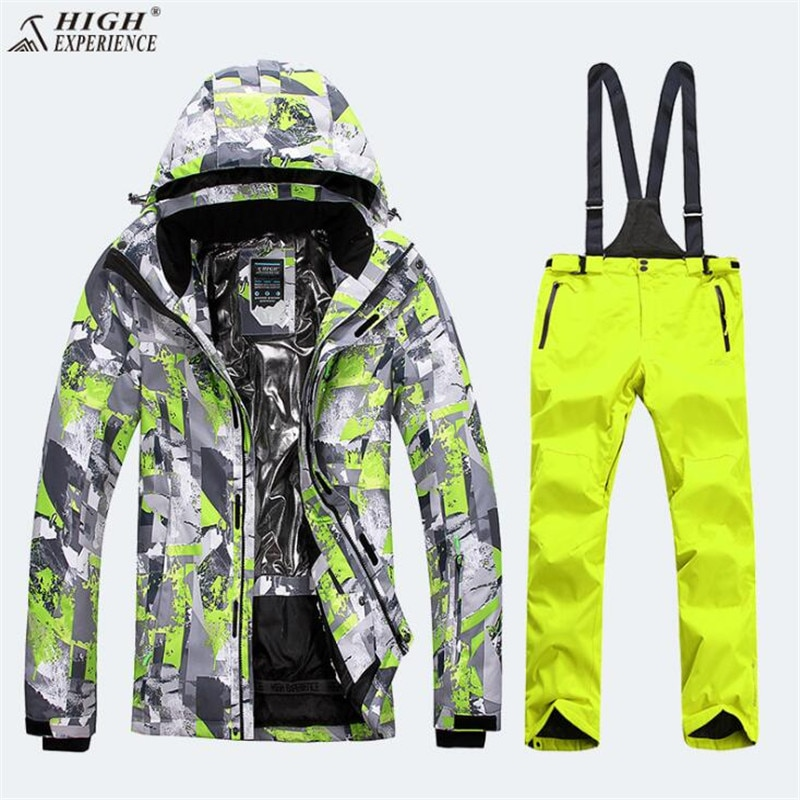 High Experience Ladies Clothing Ski Jacket Women Skiing Pants Womens Mountain Skiing Outdoor Winter Warm Windbreak Suits