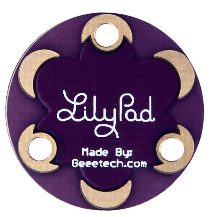 Geeetech lilypad sensor de temperatura para arduino