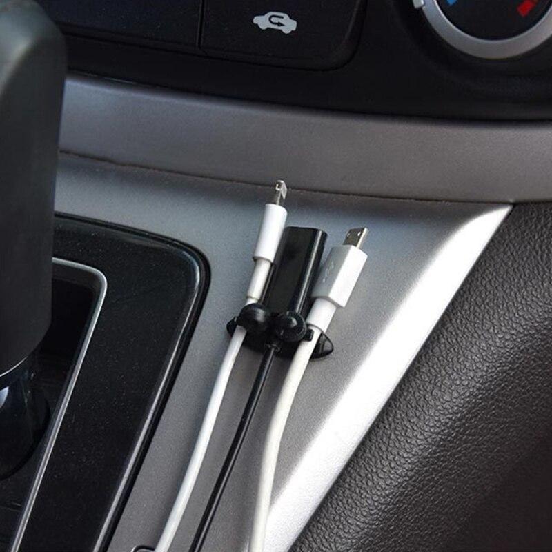 8 Uds pinza de cable de coche pegatinas para LEXUS IS250 IS300 ES240 ES250 ES300 ES300H ES330 ES350 GS300 GS350 GS450H GS460 LS460L LS600HL