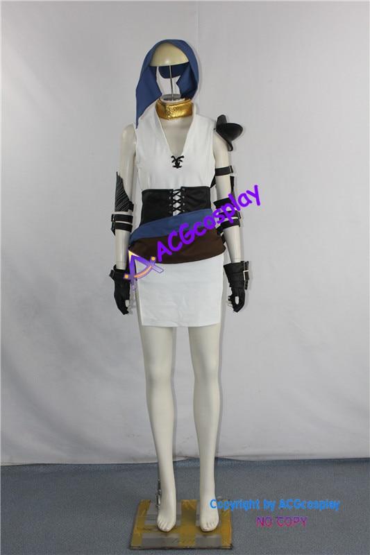 Dragon Age Isabela ACGcosplay Traje Cosplay mulher traje feito sob encomenda