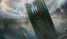 Jeux de société magique tour de commande terre Stormbound Geist tapis de souris mgt grand Pad tcg carte tapis de jeu personnalisé tapis de jeu