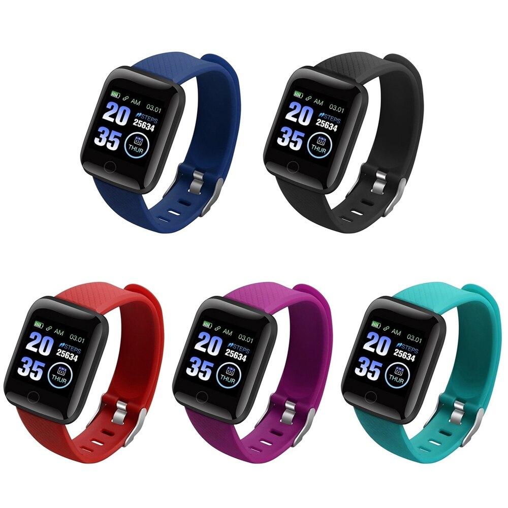 Monitor H9 de 1,3 pulgadas, Smartwatch IP67 con presión arterial, modos deportivos a prueba de agua, cargador Dock, reloj inteligente para hombres y mujeres