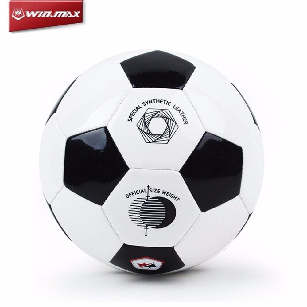 2018 alta calidad nuevo oficial tamaño 4 balón de fútbol PVC antideslizante fútbol Seemless Partido de entrenamiento pelota de fútbol