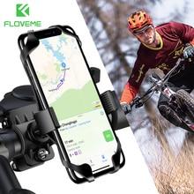FLOVEME Support pour téléphone vélo 360 degrés Support pour téléphone universel pour vélo vélo moto guidon Mobile Smartphone Support