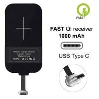 Беспроводной зарядный приемник Nillkin Magic Tag USB C Qi, приемник беспроводного зарядного устройства для Google Pixel 2 XL OnePlus 7/7 +