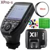 Godox Xpro-מ אלחוטי מערכת TTL II 2.4 גרם X S 32 ערוצים טריגר מרחוק שליטת עם X1R-S Controller מקלט עבור Sony פלאש DSLR