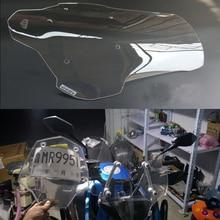 Pare-brise et pare-brise   Objectif, pièces de moto à Double bulle, pour CFMOTO 650MT 650 MT