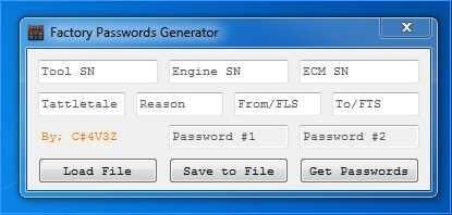 Neue ET FABRIK PASSWÖRTER GENERATOR 2017 [USB dongle] Unterstützung Windows 7810