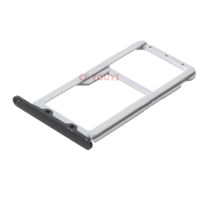 CFYOUYI Dual SIM Micro SD Card Tray Slot for Huawei Honor V9