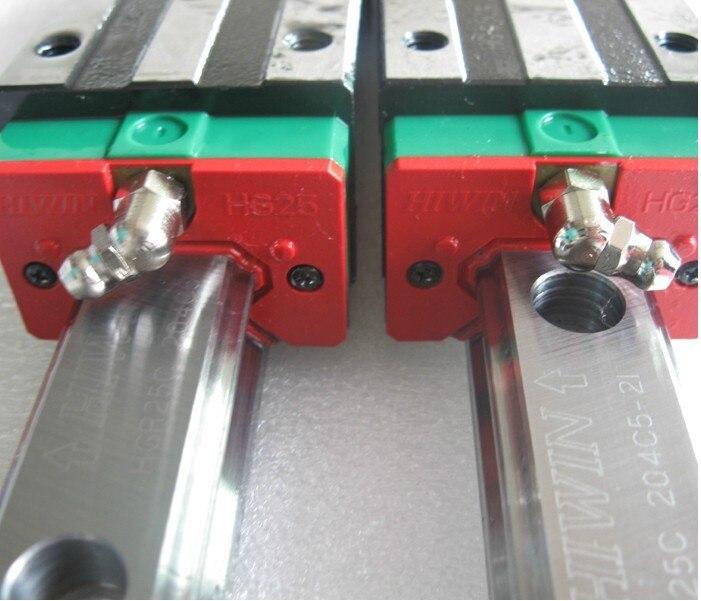 1pcs 100% original Hiwin HGR30-1400MM linear rail guide+ 2pcs HGH30CA linear narrow blocks for cnc