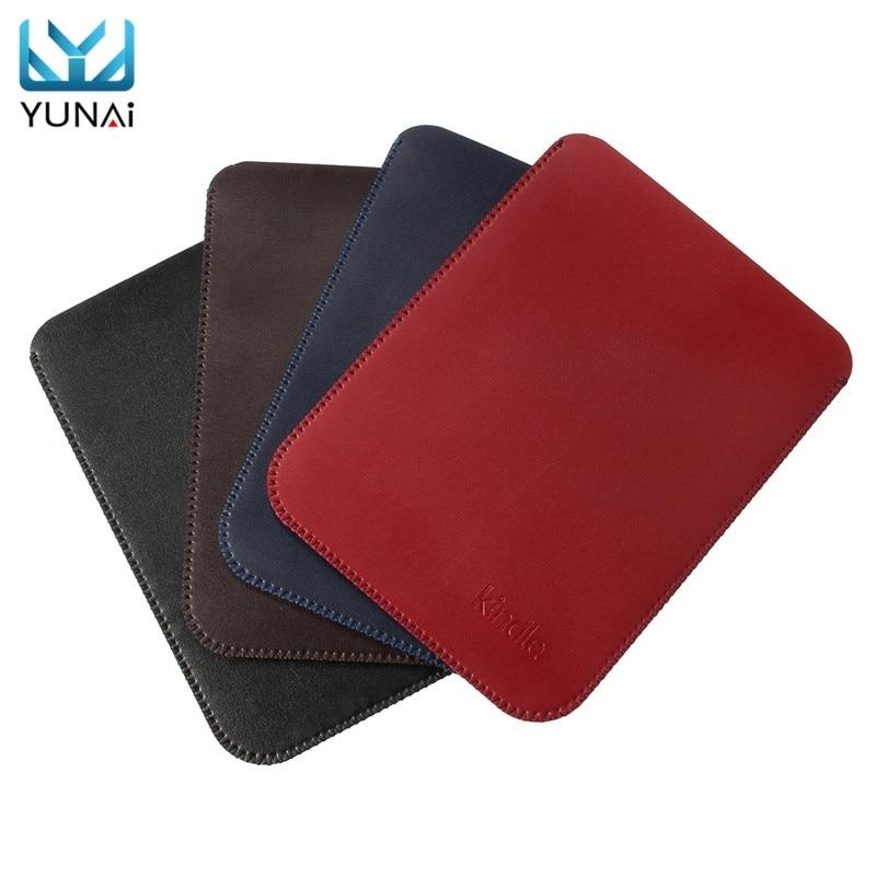 Чехол YUNAI для Amazon Kindle Paperwhite, чехол для планшета 1, 2, 3, новый чехол для планшета 6 дюймов, переносная сумка для Kindle 6 дюймов