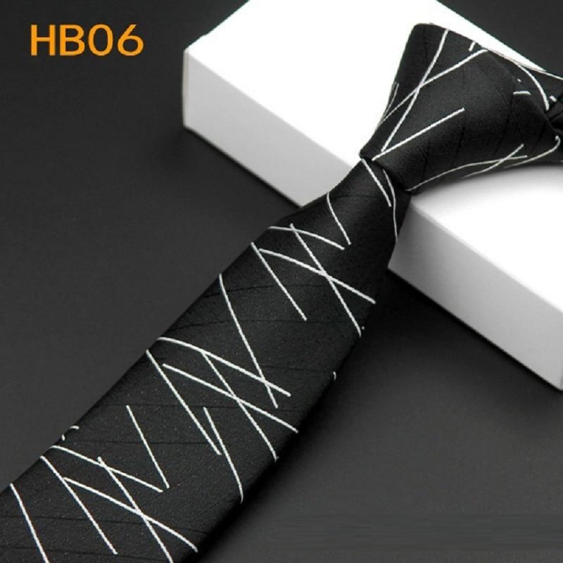 Hot NEW Waterproof Neck Ties for Men Slim Neckties 5.5cm Classic Printed Ties for Men Formal Wear Business Wedding Suit Neckties недорого