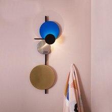 Dänischen design LED Wand Lampe planeten wand Licht bad Hotel Restaurant decor home beleuchtung Leuchte Leuchte Wandleuchter WA028