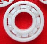 Frete grátis 10 pçs/lote 6x12x4mm MR126 ZrO2 rolamento de esferas profundo do sulco de cerâmica de alta qualidade